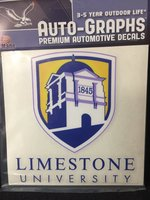 New Shield Logo over Limestone University