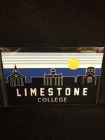 Uscape Limestone College Decal