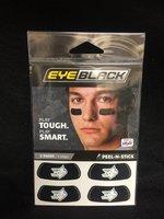 Eye black decals